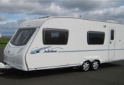 We are urgently seeking twin axle caravans